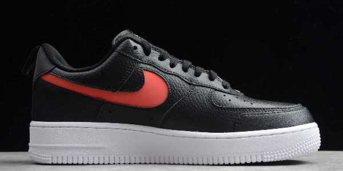 "2020 Nike's Air Force 1 Low LV8 Utility Gets a ""Bred"" Makeover"