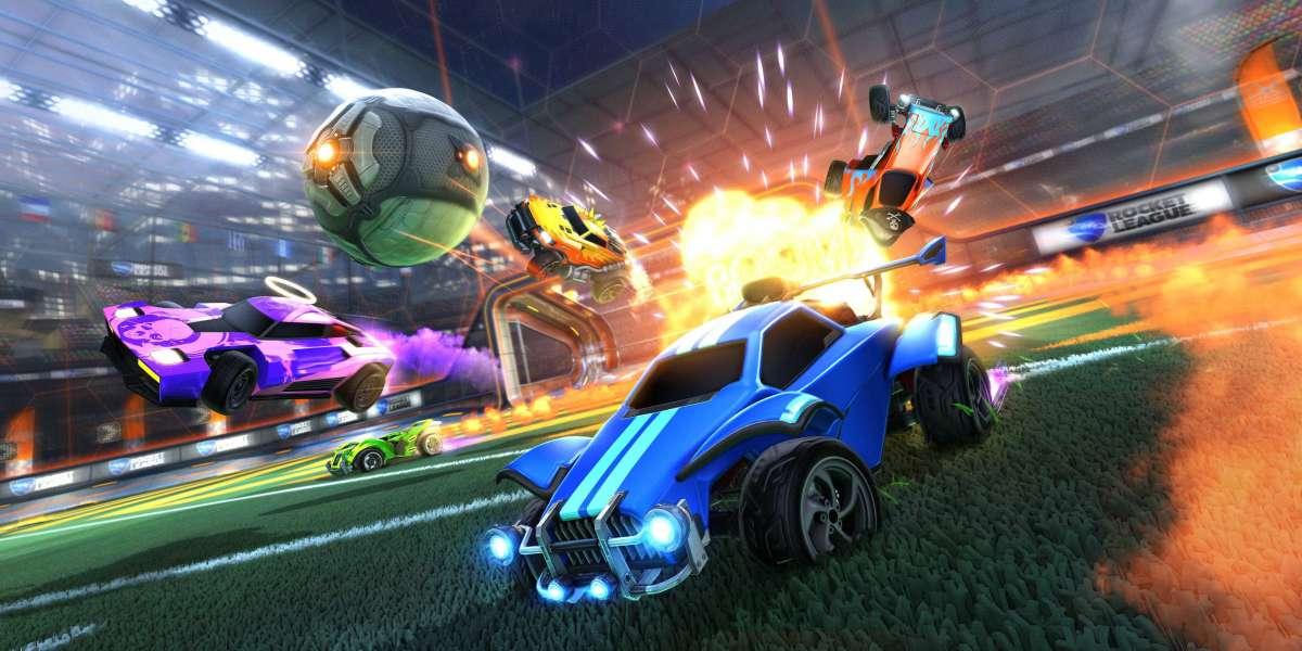 Rocket League Season 1 Rank Distribution