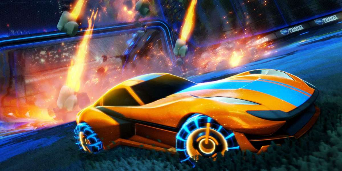 The items in Rocket League's Rocket Pass ranked