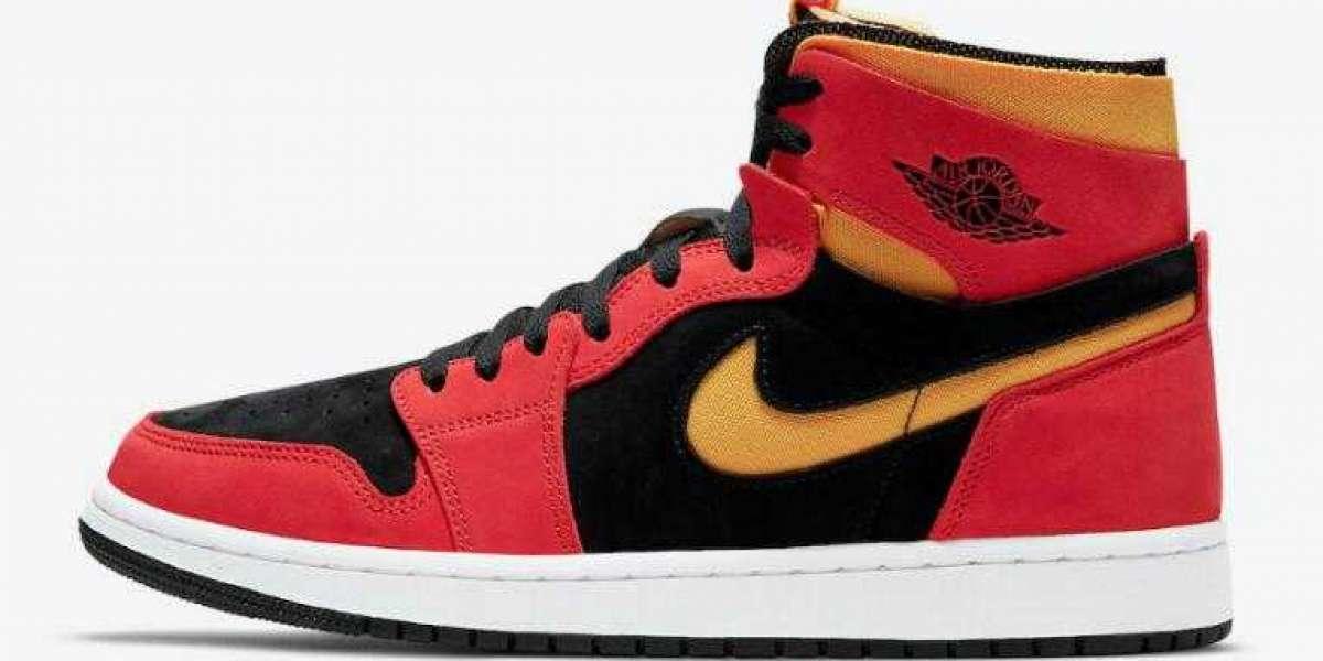 Buy Discount CT0978-006 Air Jordan 1 Zoom Comfort Chile Red Shoes
