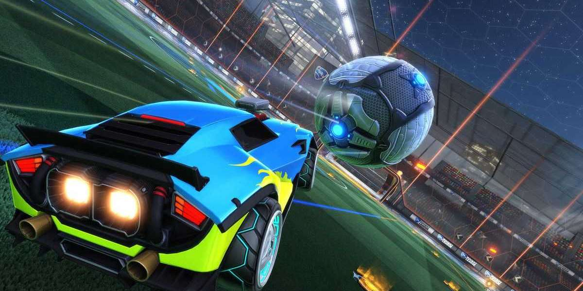 Rocket League has been made an allowed to-play game by Epic store