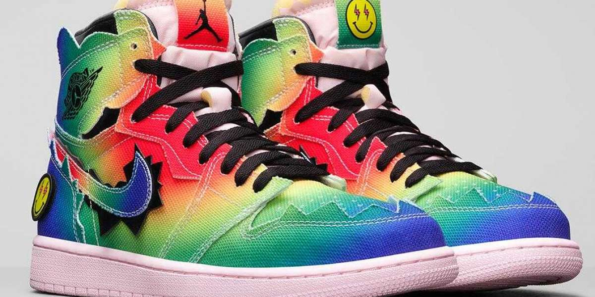 J Balvin x Air Jordan 1 Colores Y Vibras to Arrive On December 8th