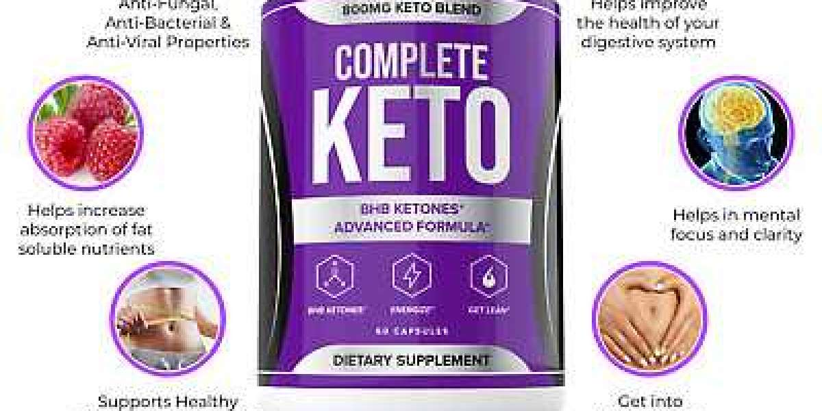 Complete Keto – Weight Loss Pills, Ingredients Does it Really Work?