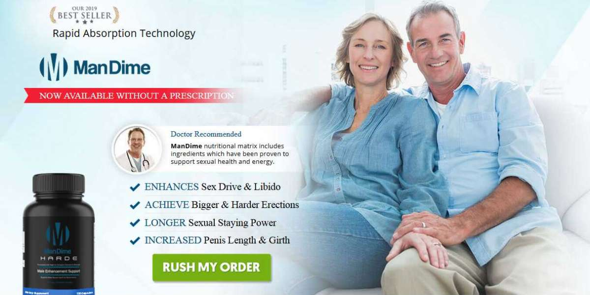 Man Dime HARDE Reviews – Increase Sexual Health & Stamina Naturally!