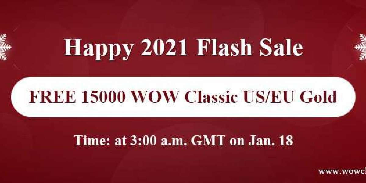 New year surprise:15000 wow classic gold for sale cheap with Free on WOWclassicgp.com