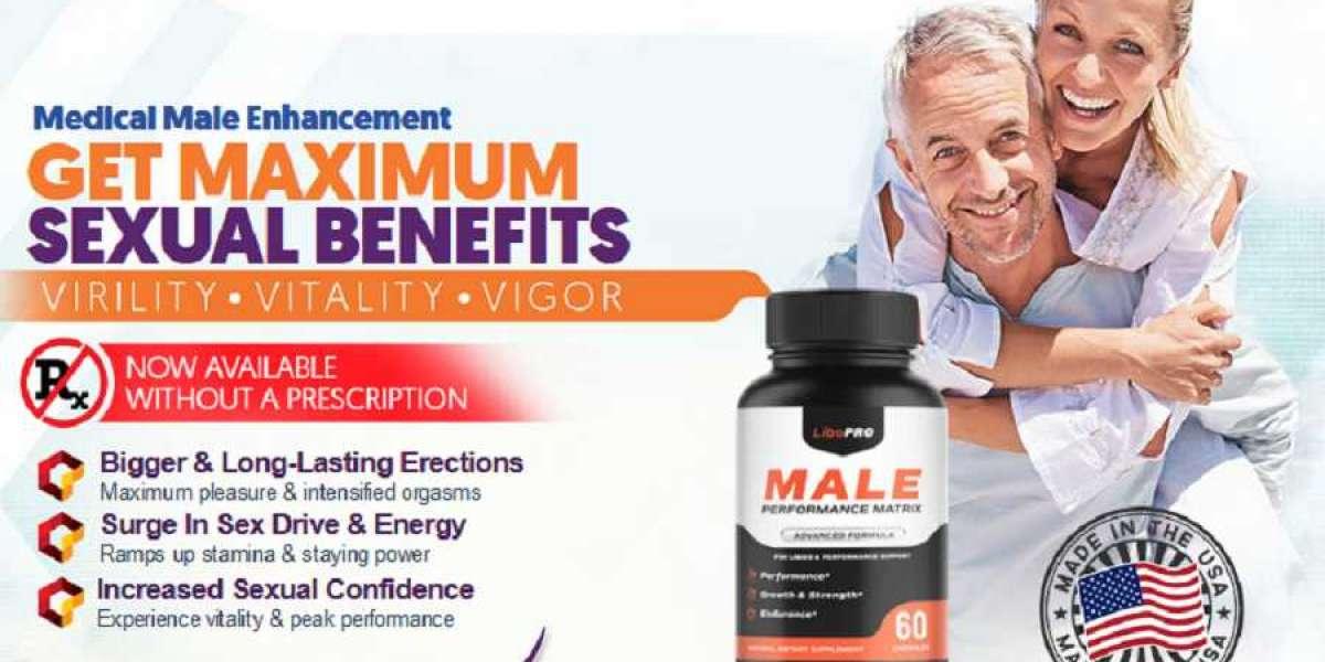 LiboPro Male Enhancement Reviews – Enhance Male Power & Performance! Price, Buy
