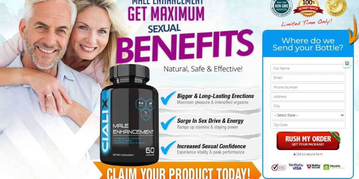 Cialix Male Enhancement – Scam or Work? Must Read Reviews