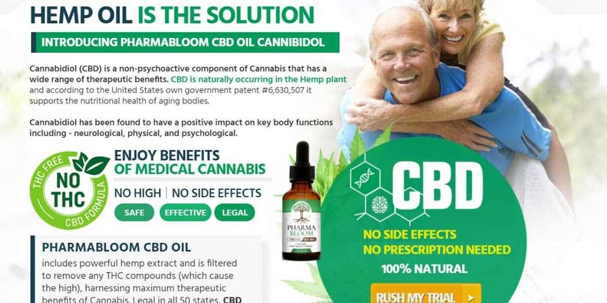 Pharma Bloom CBD