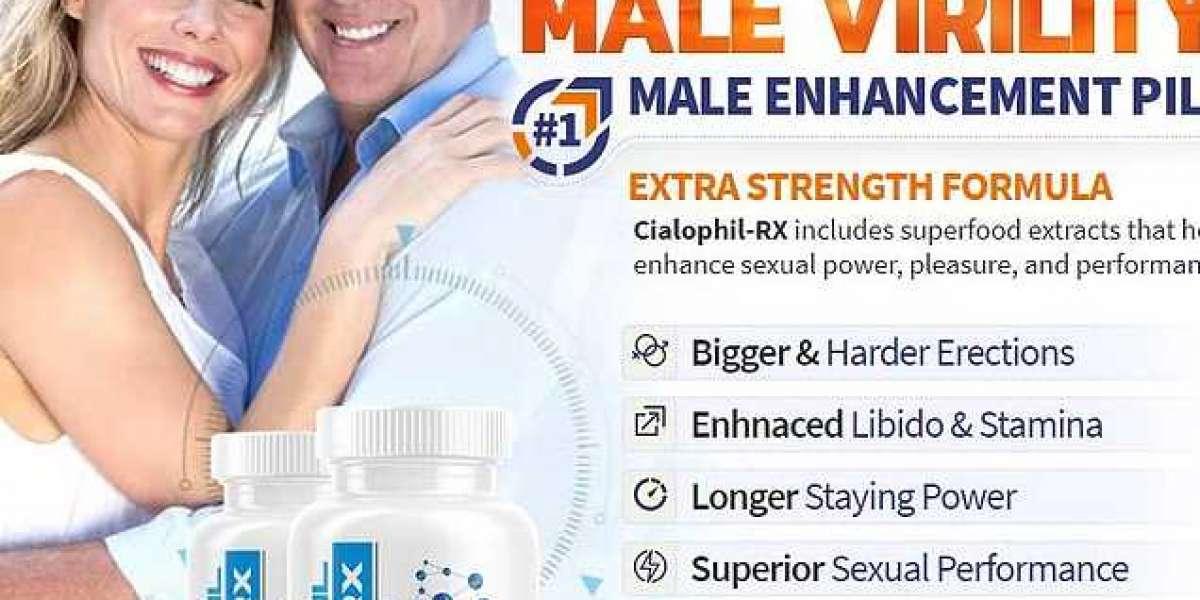 Cialophil RX Male Enhancement