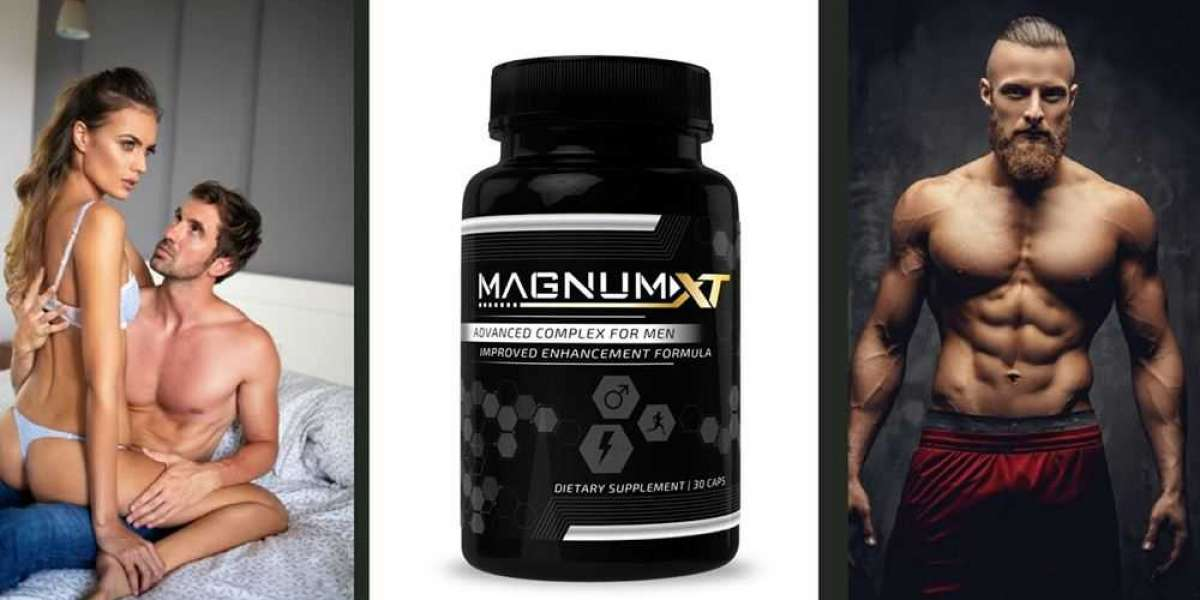 Magnum XT - Get Maximum Strength | Magnum XT Male Enhancement Price, Buy & Review