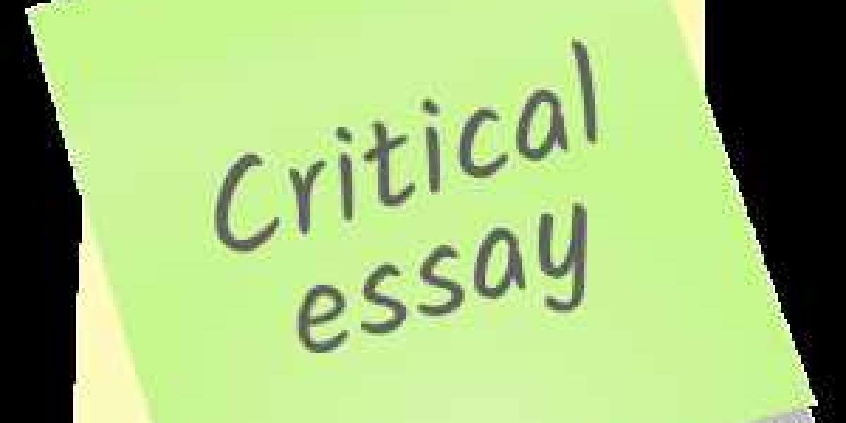How To Complete Critical Essay Writing