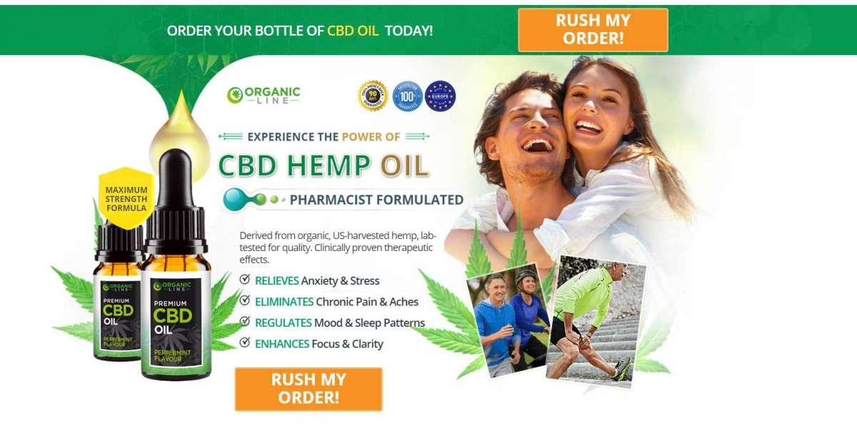 Line Organic CBD Oil Commentaires - Extrait pur de la nature pour une vie saine!