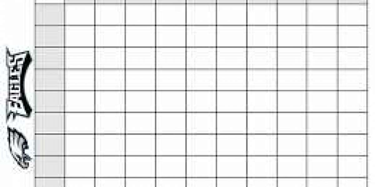 Rules and regulations while making super bowl squares template