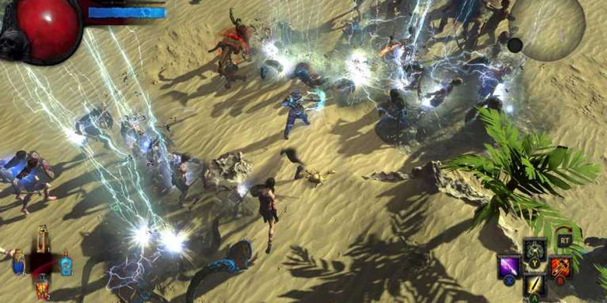 In September, Path of Exile will usher in the next expansion