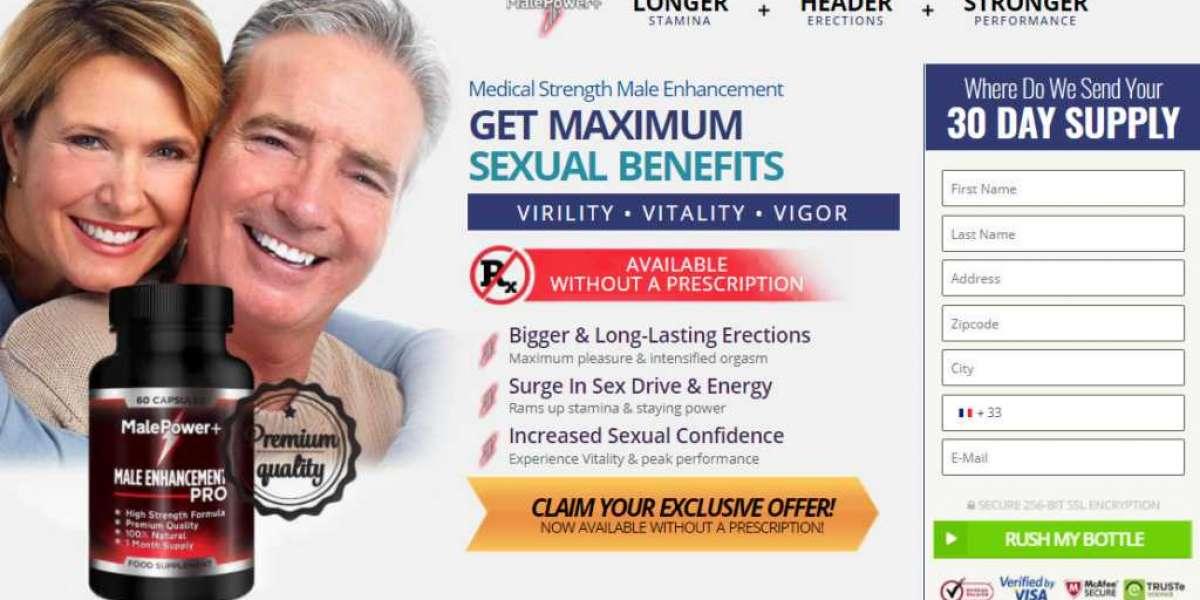 Male Power Plus Male Enhancement: Obtenez pinnacle performances avec le #1 ME Pills!