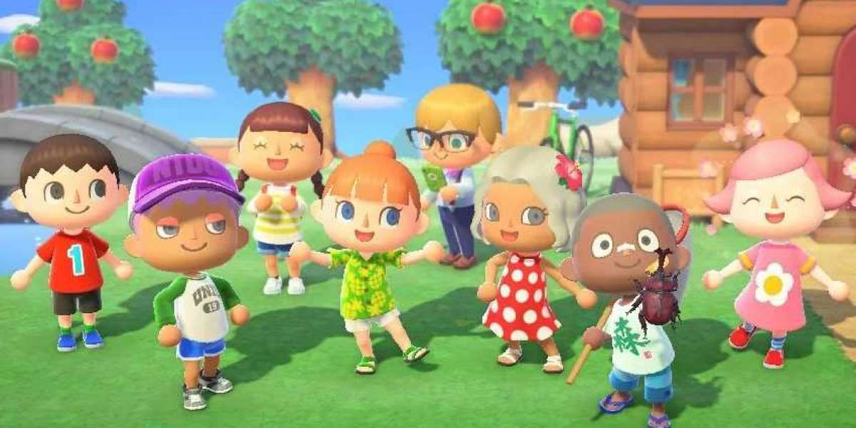 The collaboration between Animal Crossing New Horizons and Build