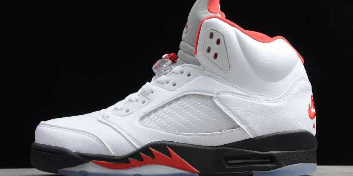 How about Air Jordan 5 series shoes?