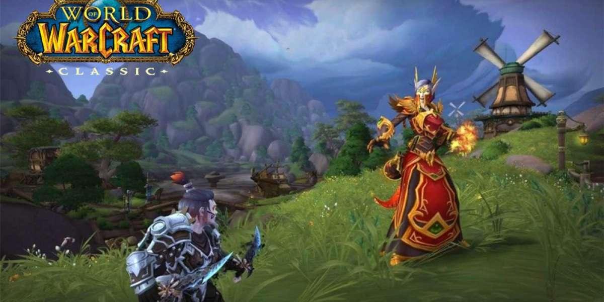 Warcraft 3 played a huge part