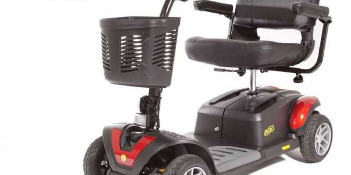 Know What Golden Buzzaround Extreme 4 Wheel Mobility Scooter Is All About