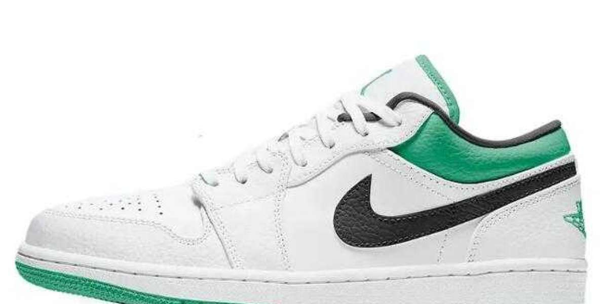 When Can Fans to Expect Air Jordan 1 Low Lucky Green White