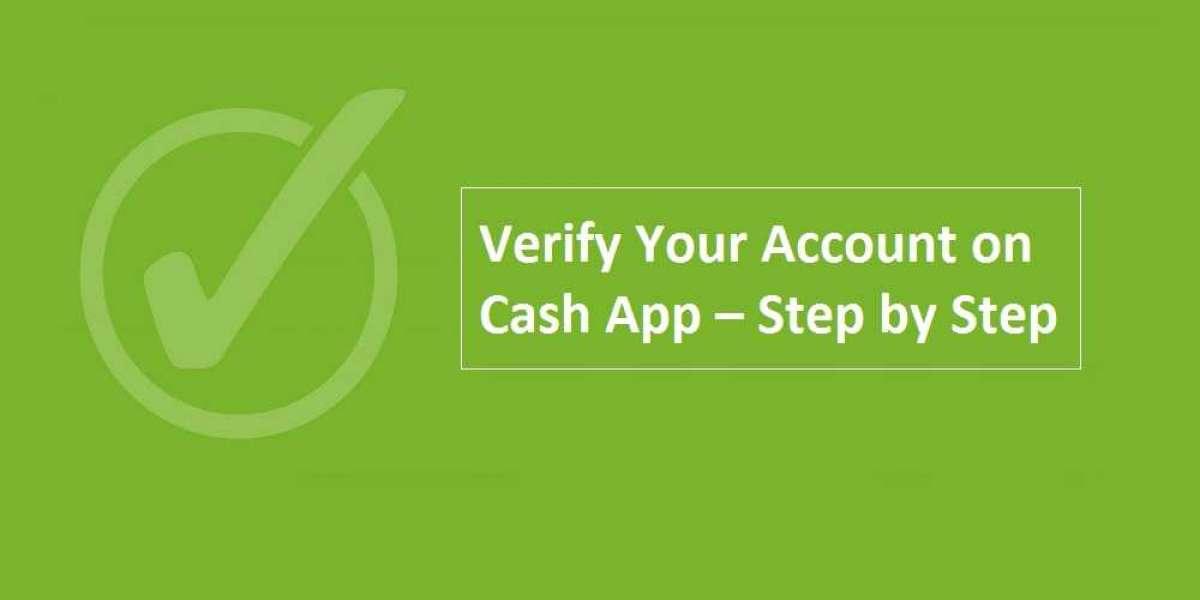 How to verify an account on Cash App – Easy Method