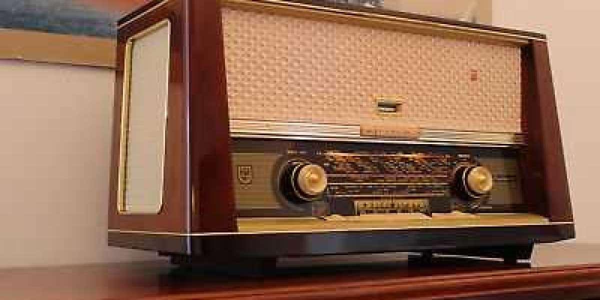 Finden Sie großartige Online-Radiosender