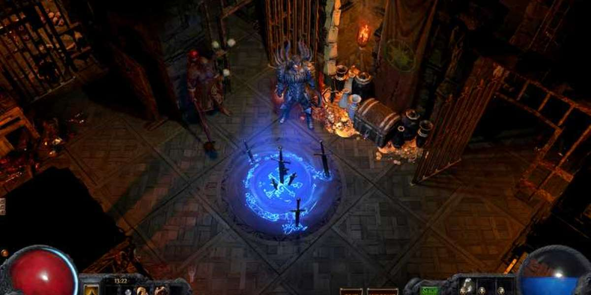 Path of Exile: How to start building for new players