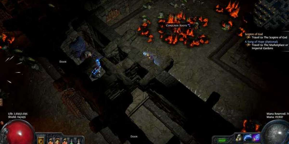 Path of Exile player duration increased by 17%