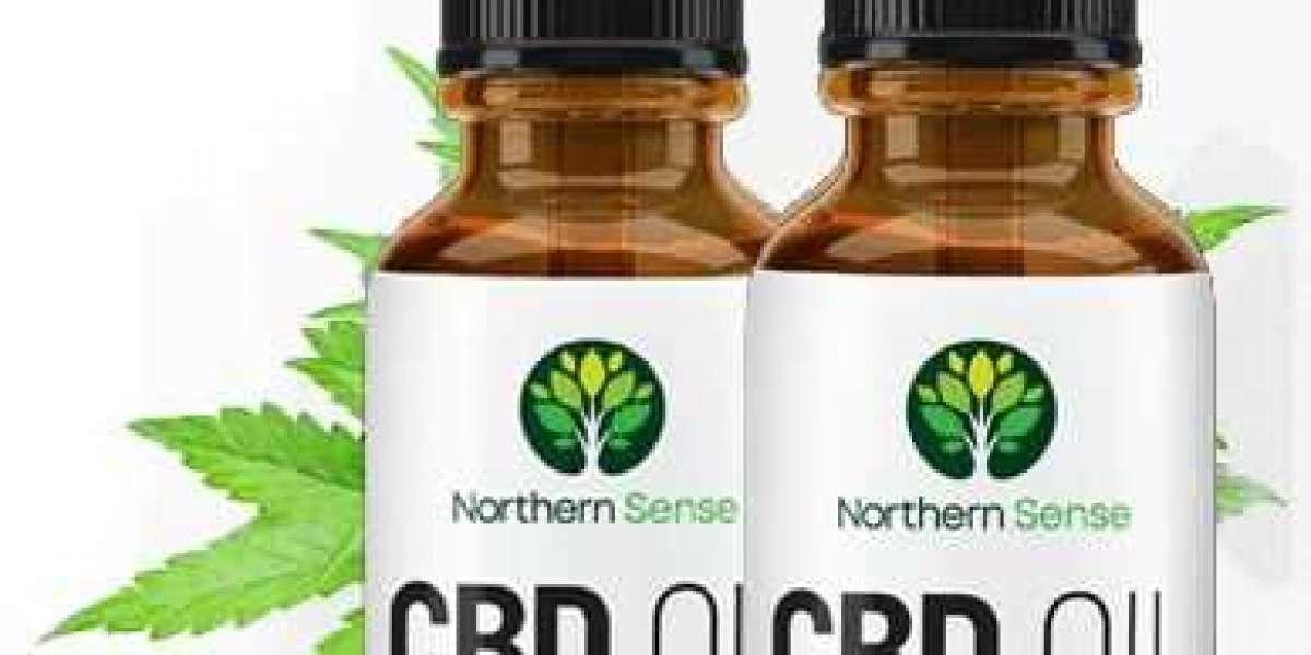 Northern Sense CBD Oil Reviews