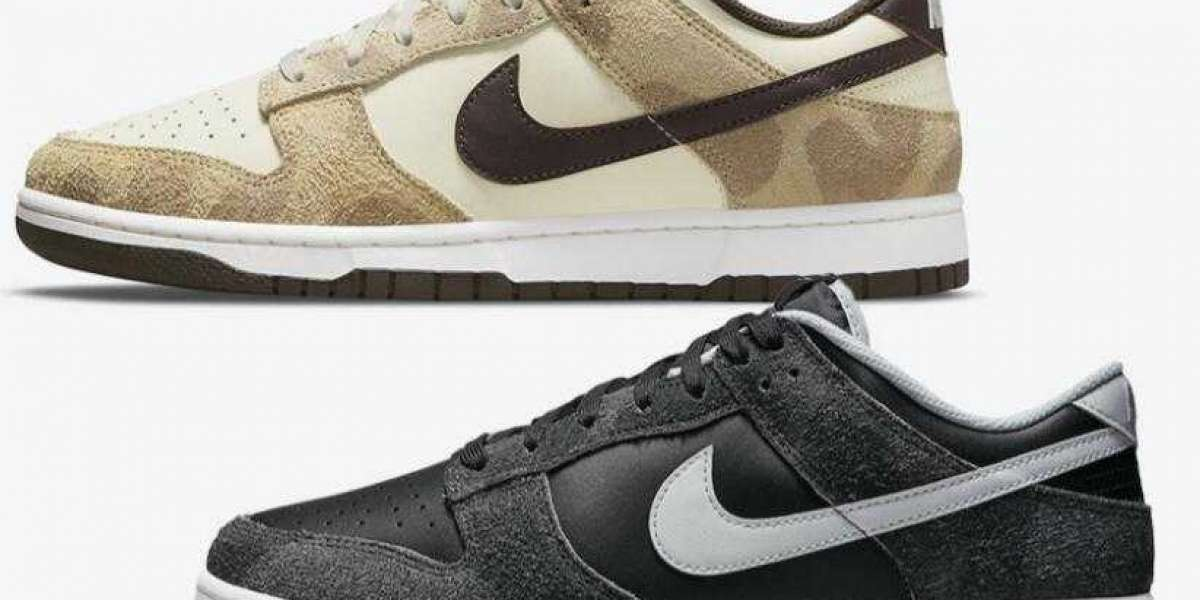 2021 New Dunk Low Animal Pack Will Debut on June 22nd