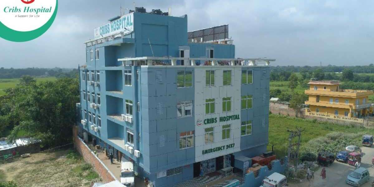 Cribs Hospital is a pioneer in the medical industry offers the most personalized healthcare