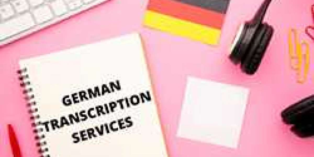 Let's Take a Look at How German Transcription Might Help Your Company Grow ?