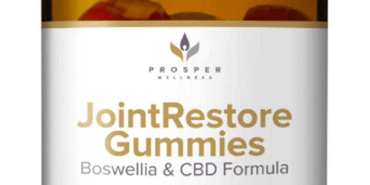 Joint Restore Gummies Reviews