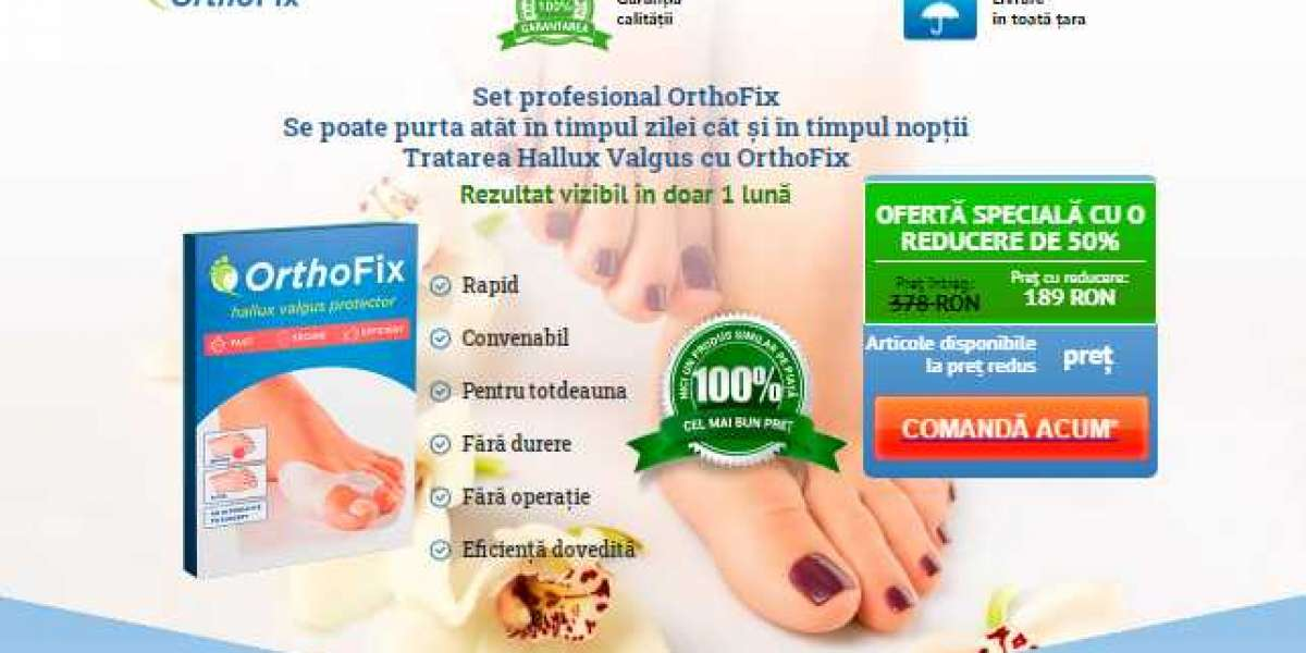 Orthofix-recenzii-preț-cumpără-Hallux Valgus-beneficii-De unde să cumpăr În România