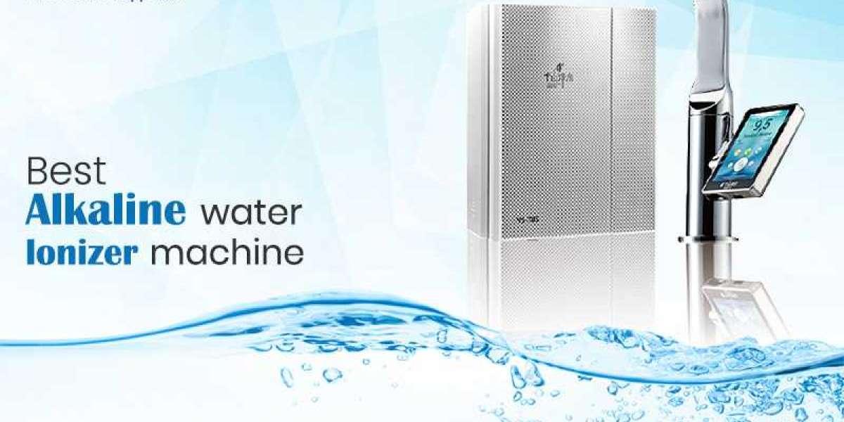 Chanson Water   Alkaline Water ionizer Machine Manufectuer
