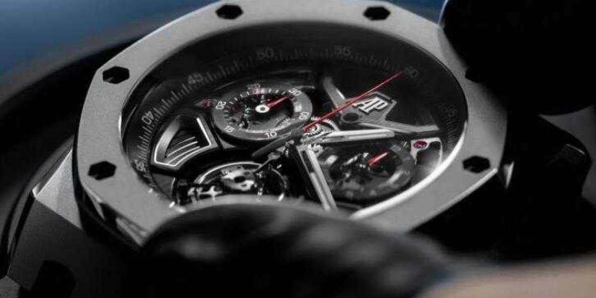 Audemars Piguet Unveils Limited-Edition Royal Oak Offshore Selfwinding Flying Tourbillon Chronograph Watch