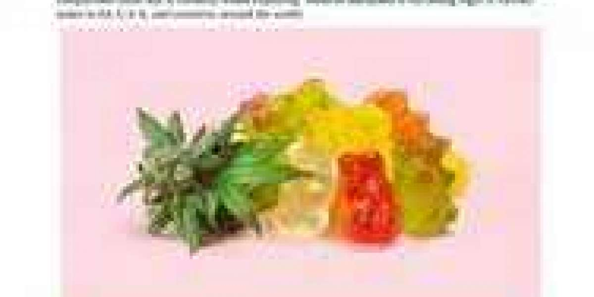 Bradley Walsh CBD Gummies use