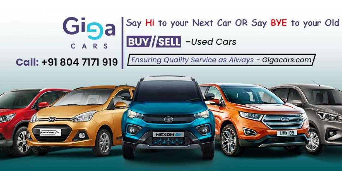 Buy Used Cars in Bangalore - gigacars.com