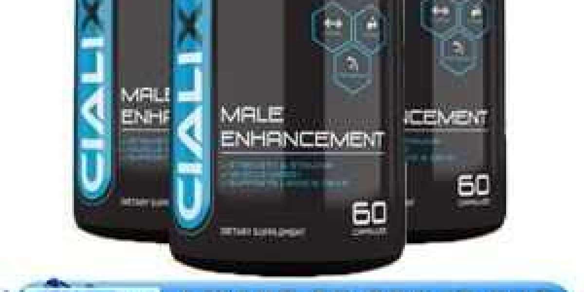 Cialix Male Enhancement Pills