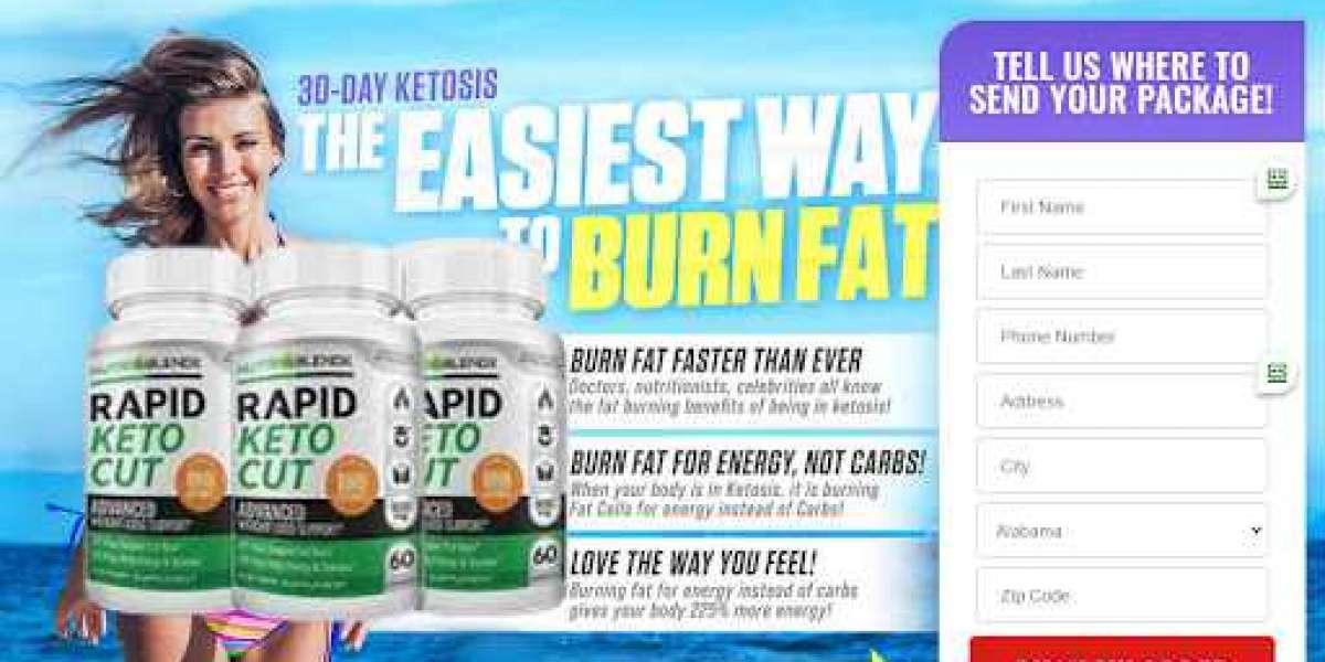 Nutriblendx Rapid Keto Cut UK