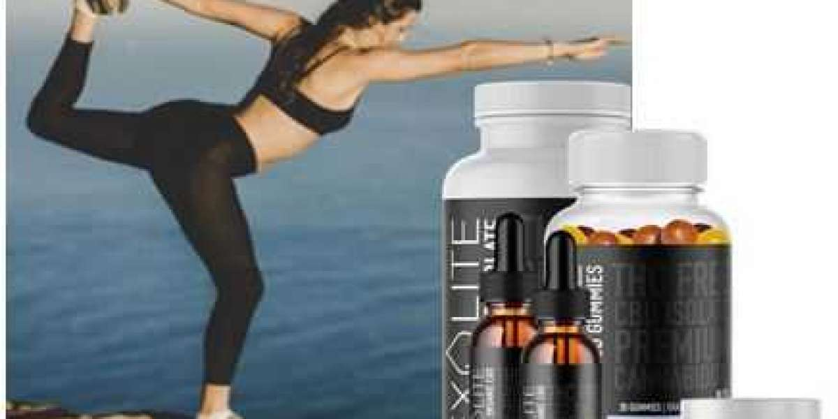 Exolite Healing Cbd Oil-Reduce Stress, Pain & Depression Naturally! Scam