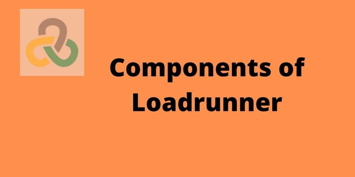 Components of Loadrunner
