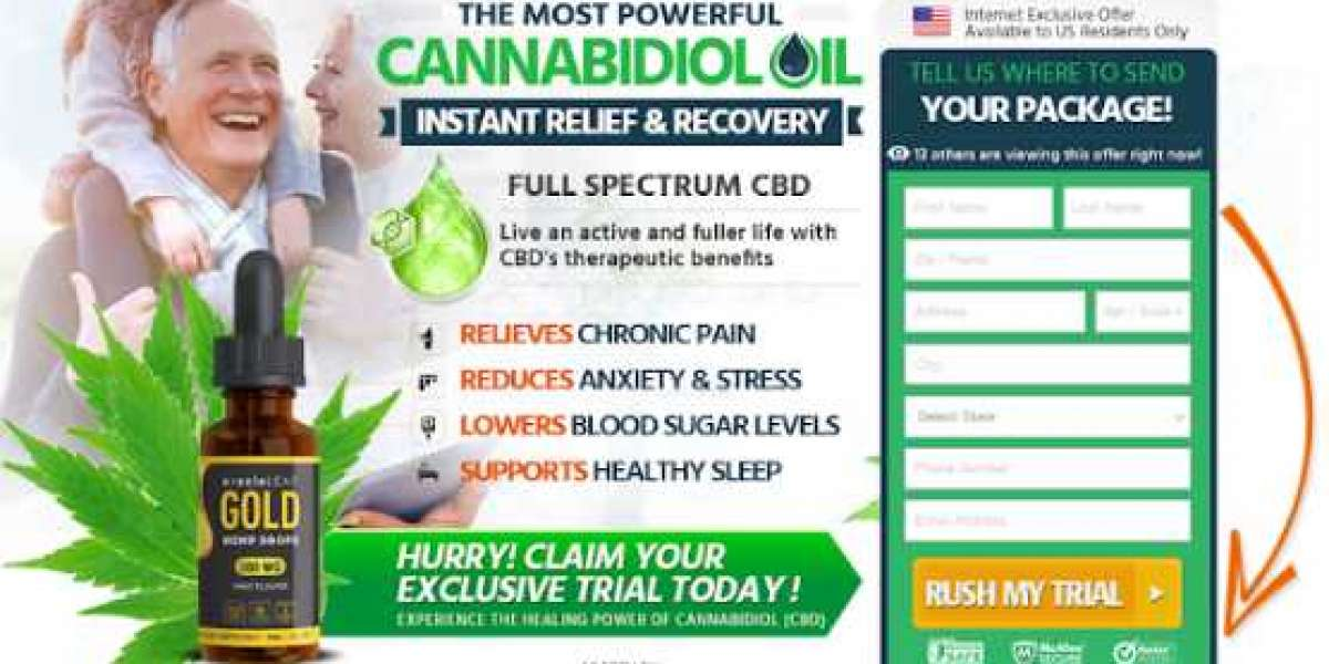 Oracle Leaf Gold Hemp Drops: Reduce Chronic Pain & Get Better Health