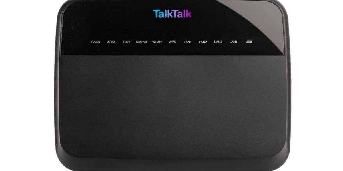 Easy setup process forTalktalk Router Settings